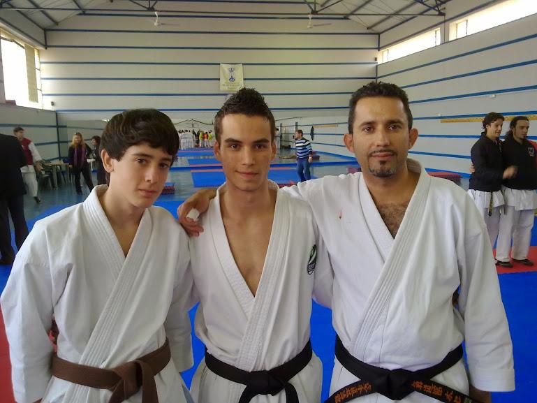 Examen de cintur n negro en sevilla 2009 budoblog de - Artes marciales sevilla ...