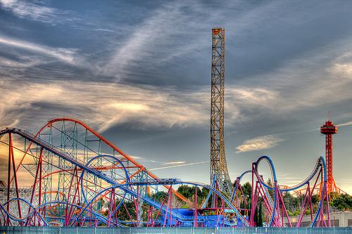 największy park rozrywki na świecie