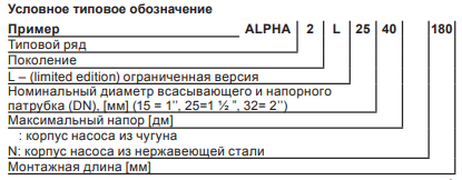 Grundfos ALPHA 2 25-40 130
