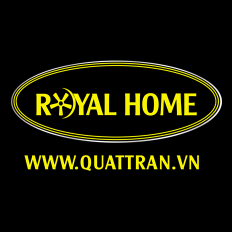 Dễ tìm chọn quạt trần royal từ hệ thống cửa hàng toàn quốc của Royal Home