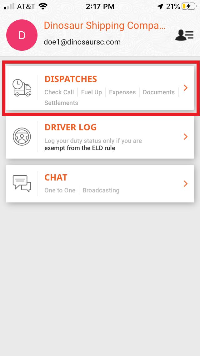 TruckLogics trucking management software mobile app tutorial