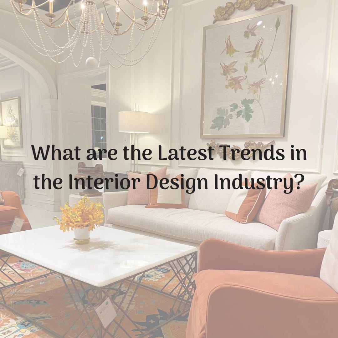 latest trends in interior design 2021 home decor
