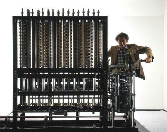 La gran computadora a vapor del s.XIX que nunca fue (y el plan ...