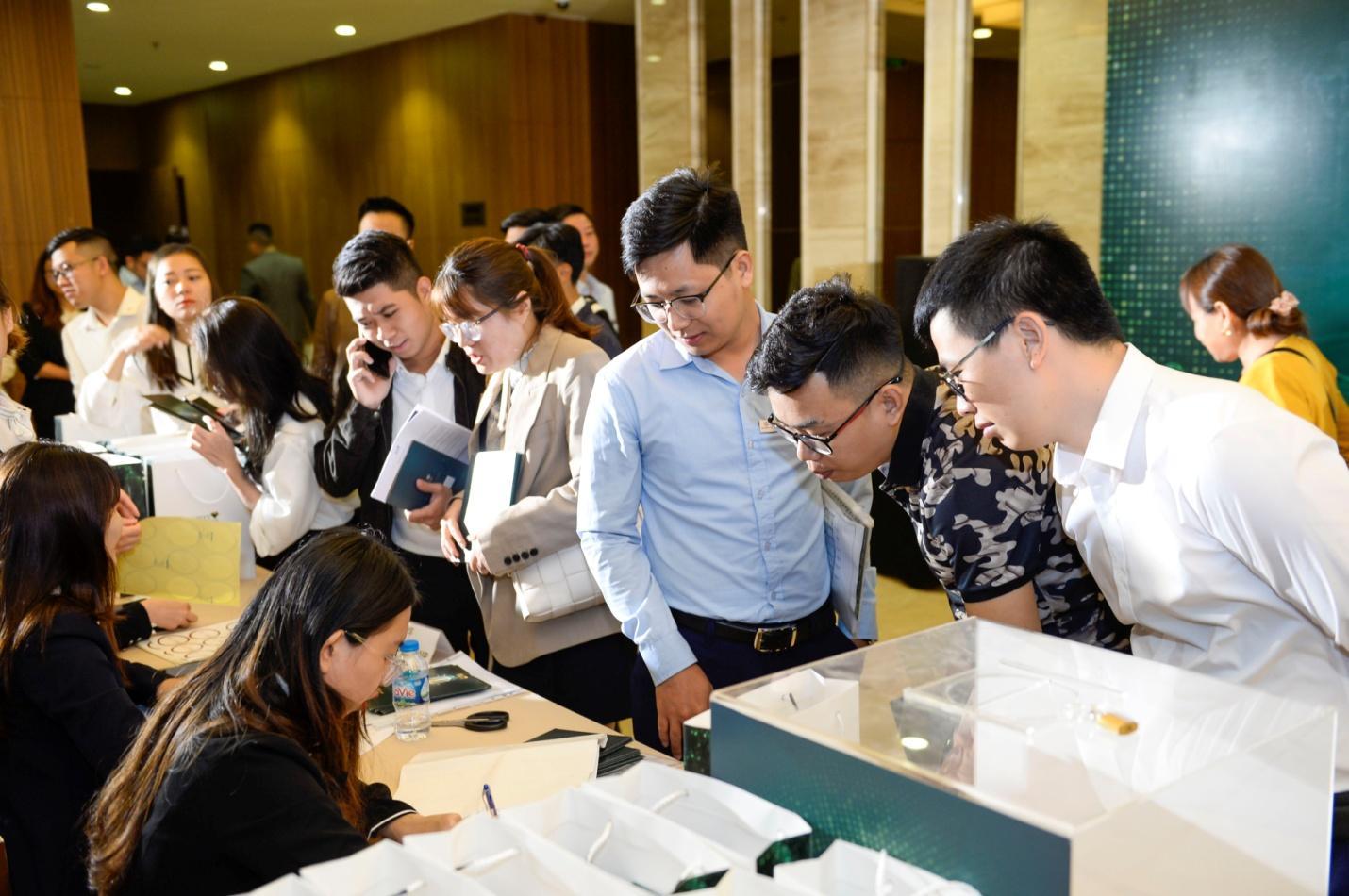 Chính thức mở bán Kiệt tác công nghệ xanh Green Diamond gây sốt thị trường miền Bắc