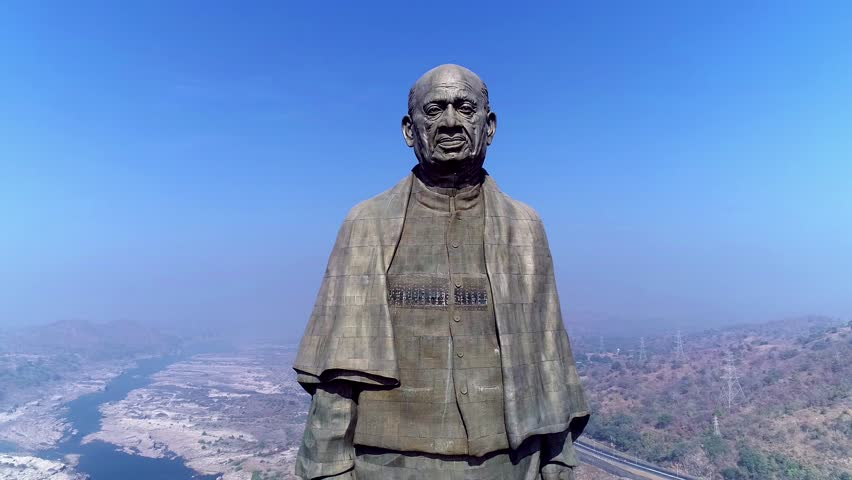 Statue of Unity Viewing Gallery