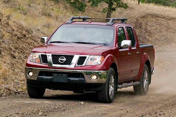 1998-2005 Nissan Frontier