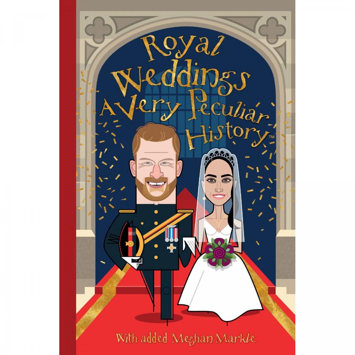 Billedresultat for royal wedding cartoon