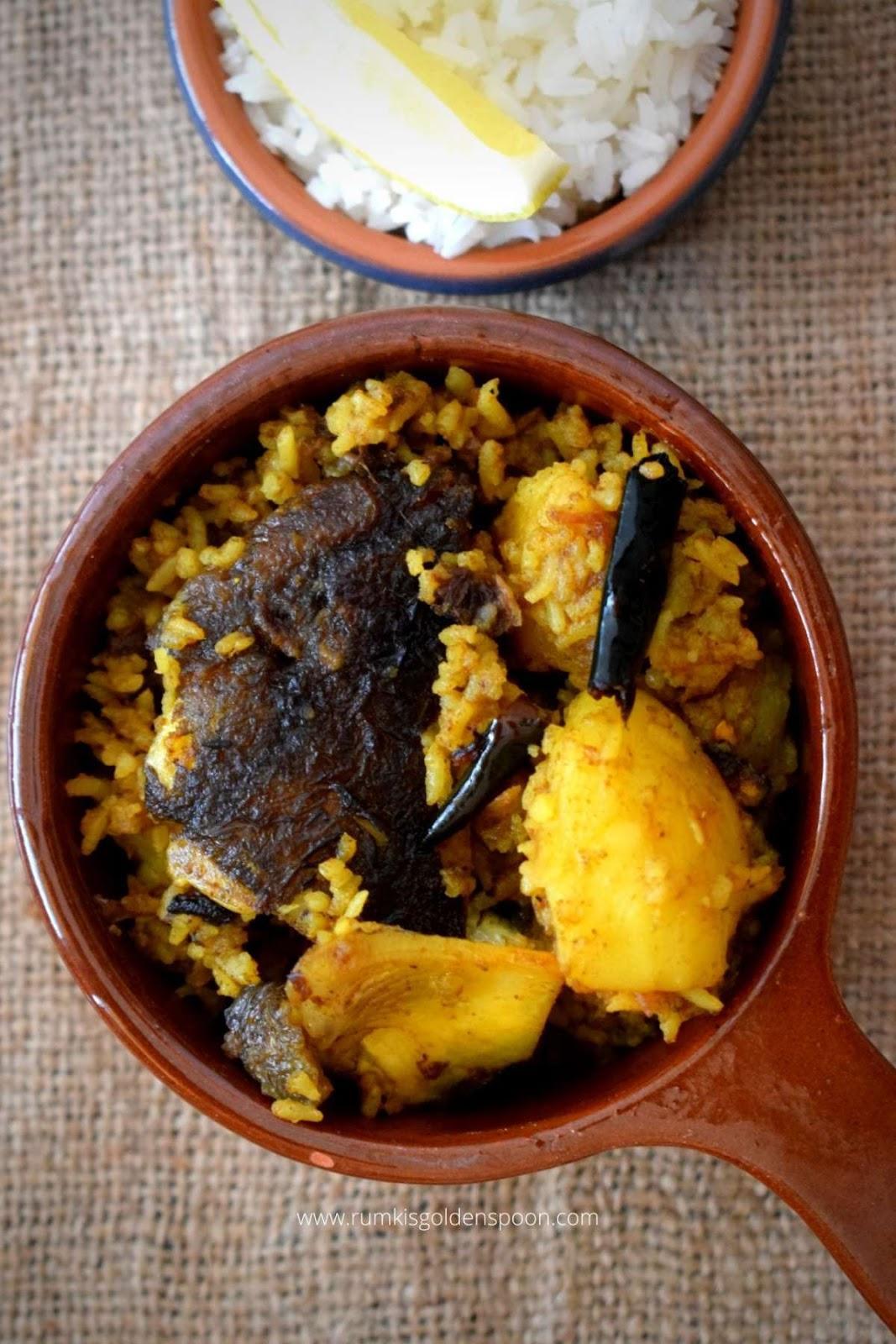 Muri Ghonto | Traditional Bengali Food