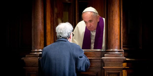 Đức Thánh Cha mời gọi các nhà thờ trên toàn thế giới mở tòa giải tội 24 giờ