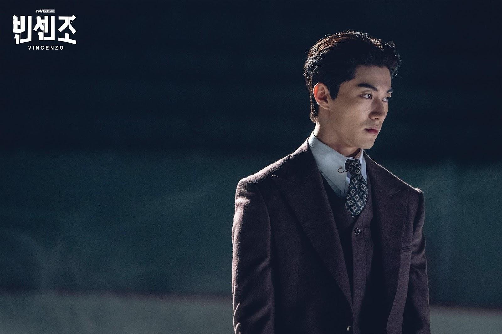 Kwak Dong Yeon trong phim vincenzo