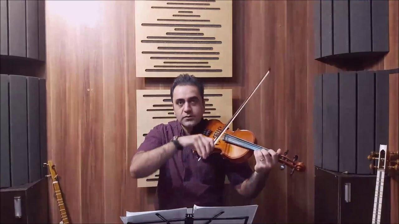 رنگ اردو بیژن مرتضوی ایمان ملکی ویولن