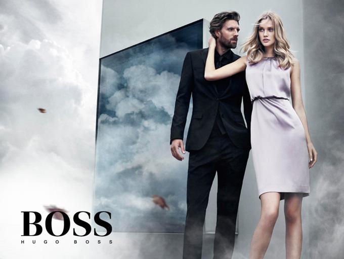 hugo boss одежда
