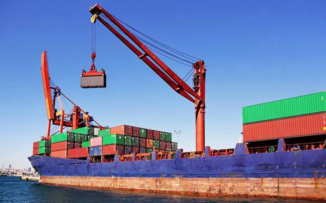 Xuất khẩu hàng hoá bằng đường biển