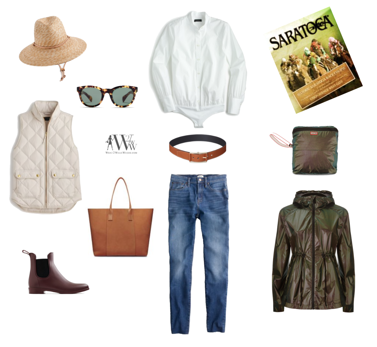 Karen Klopp and Hilary Dick article for New York Social Diary, New York Saratoga Springs what to wear
