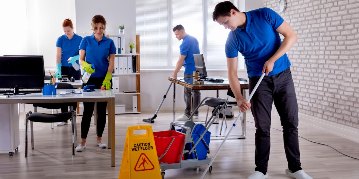 profitable business cleaning services