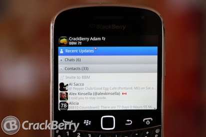 VERSION MESSENGER 7.0.1.23 BLACKBERRY TÉLÉCHARGER