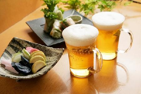 Bia hơi Hải Xồm nổi tiếng
