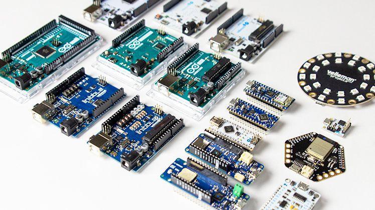 Các phiên bản Arduino
