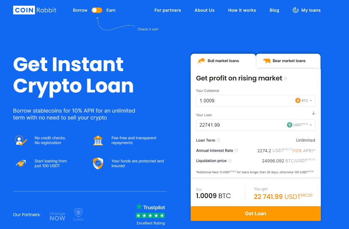 Crypto Loans Work