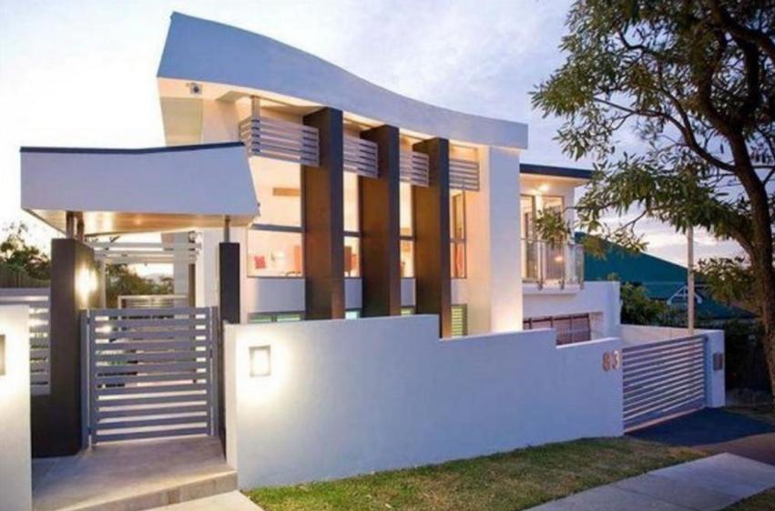 pilar rumah