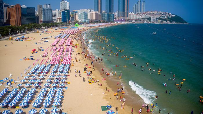 Image result for haeundae beach