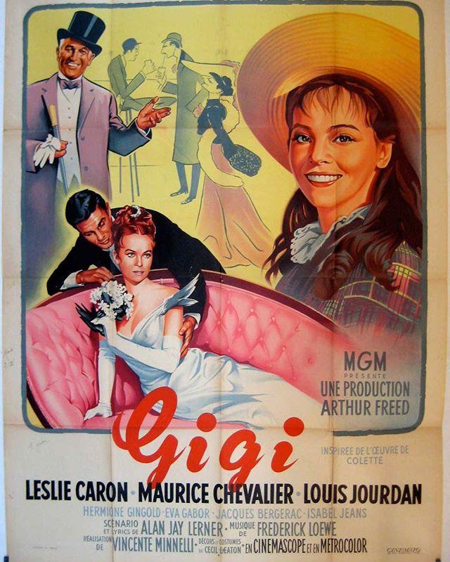 Gigi (1958, Vicente Minnelli)