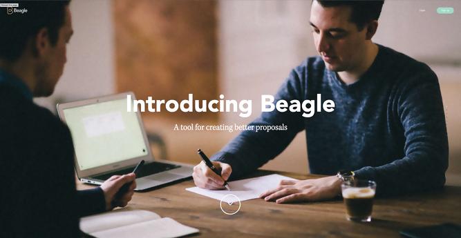 Beagle's website