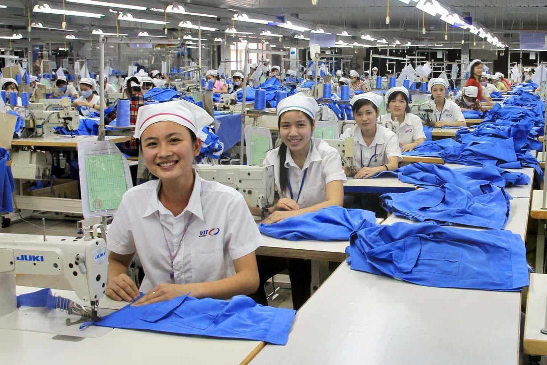 Tất tần tật về đơn hàng xuất khẩu lao động Nhật Bản ngành dệt may