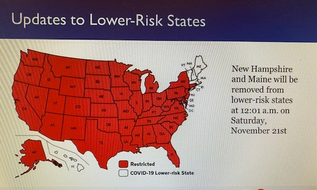Updates to Lower-Risk States