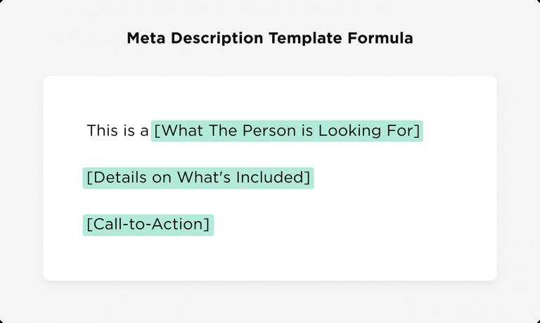 Как составить описание страницы, мета-тег Дескрпшион