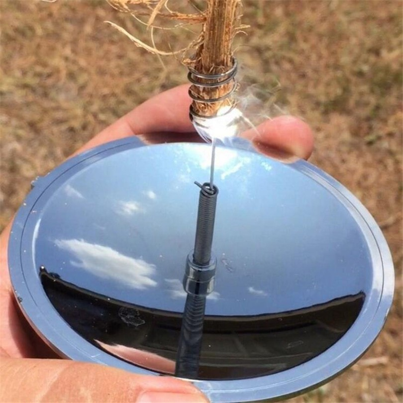 Solar Powered Firestarter Survival Tool