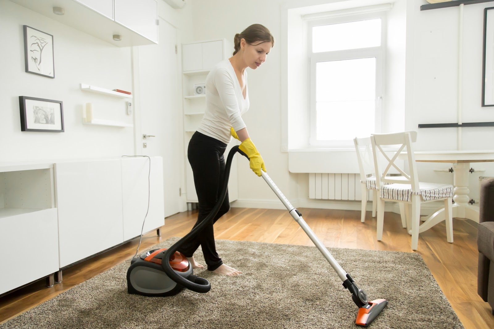 General Cleaning by Office Cleaning Service New York