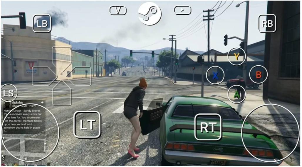 Download GTA 5 Mod APK- Grand Theft Auto V MOD APK [God Mod]