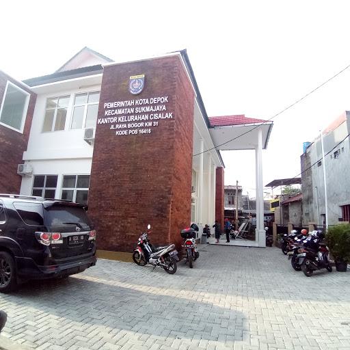Kantor Kelurahan Cisalak City Government Office