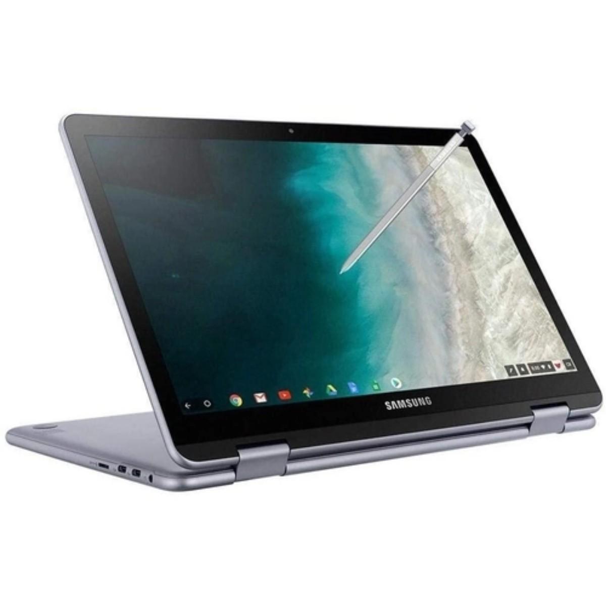 Imagem do notebook modelo Samsung Chromebook Plus