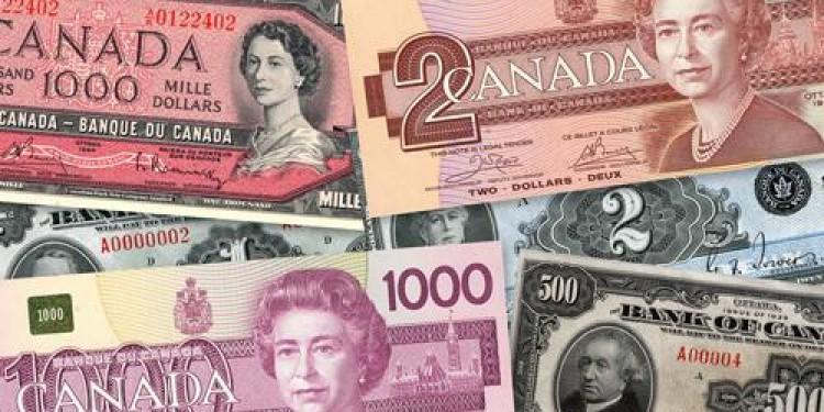Канадский доллар - национальная валюта Канады