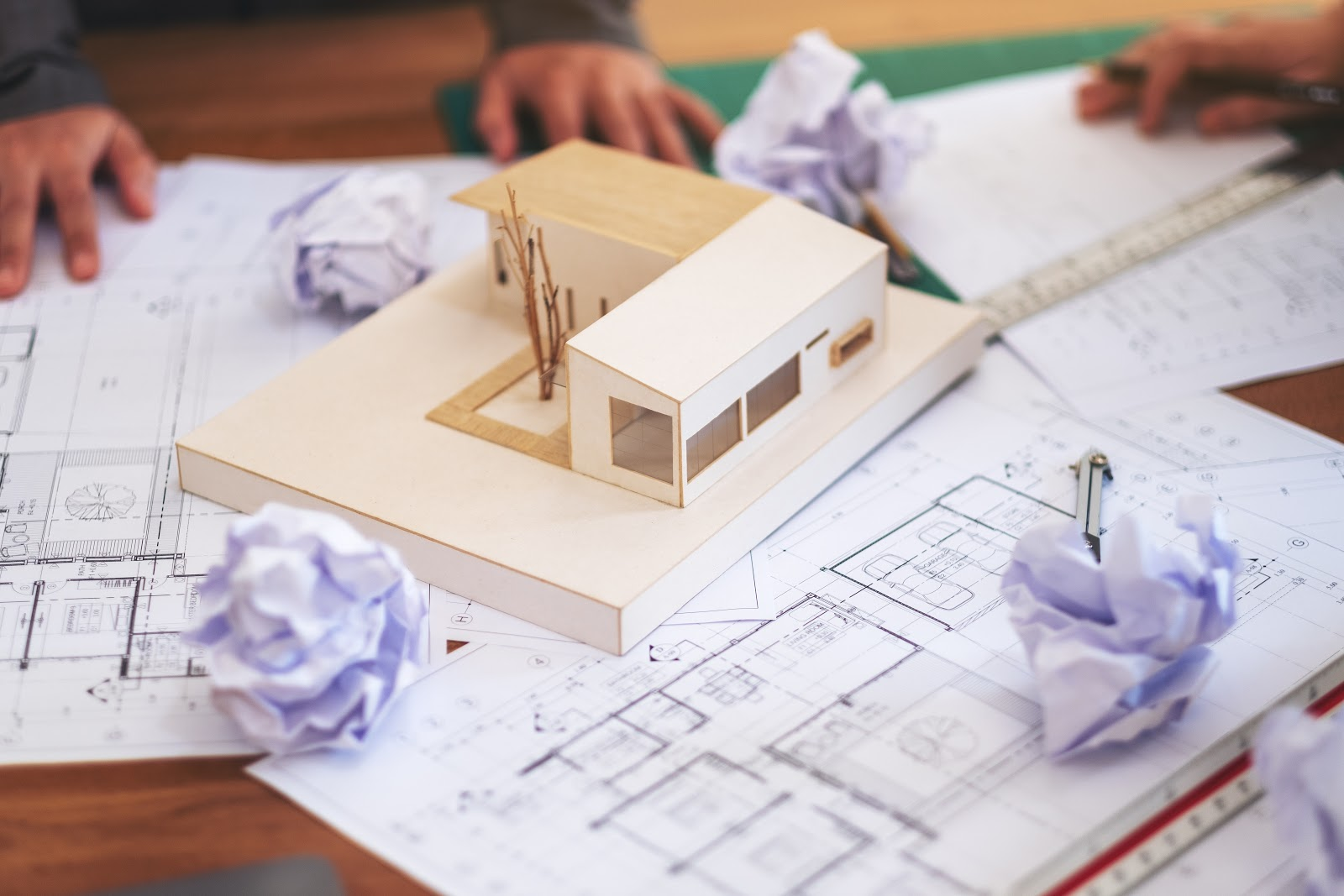 architectural design plan fail