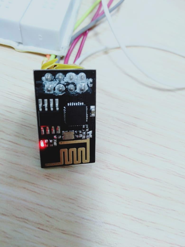 ESP8266 Wi-Fi Module