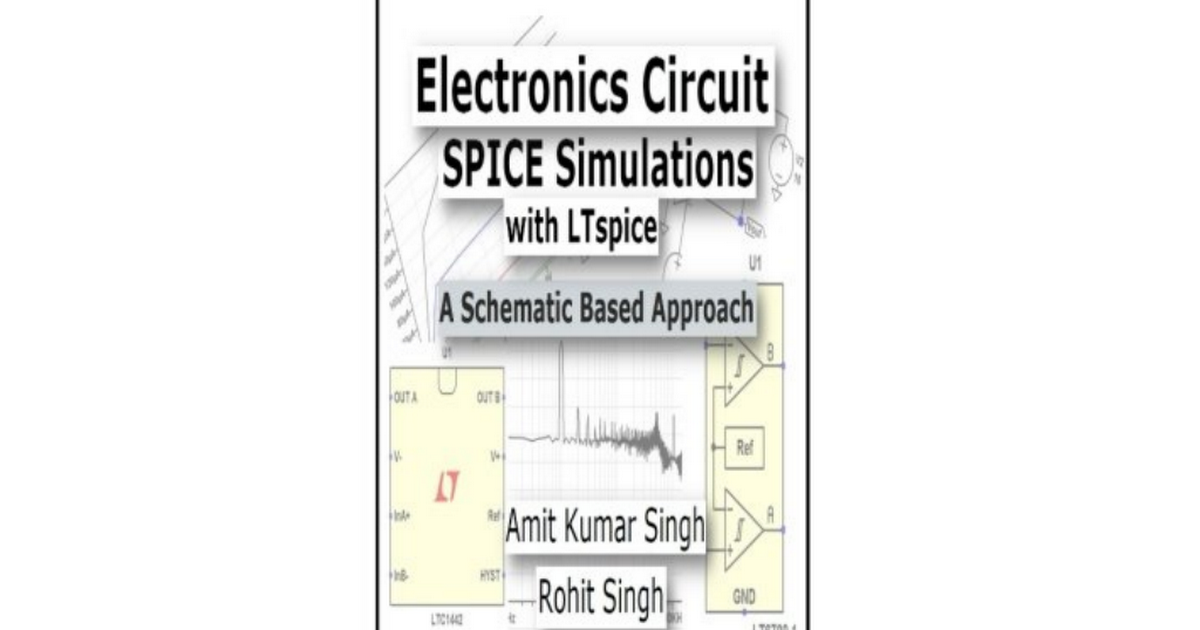mCX ebook] Electronics Circuit SPICE Simulations LTspice