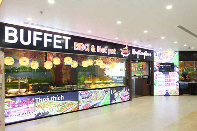 Tìm hiểu về trung tâm thương mại Pandora City Tân Phú TP HCM