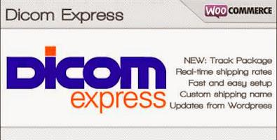 Dicom Express Shipping Method WooCommerce Plugin