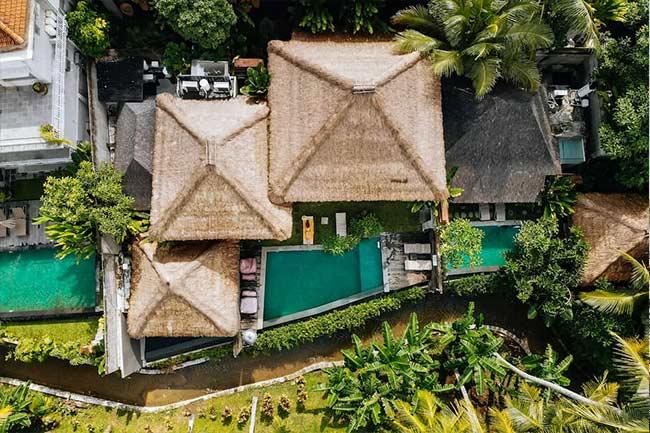 اقامتگاه های بالی