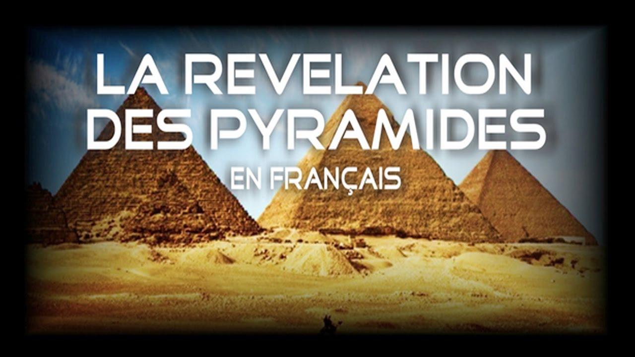 Doc-fiction sur les pyramide