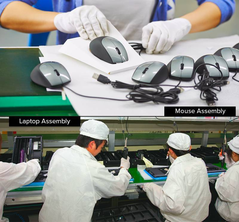 Chinese Electronic Manufacturing