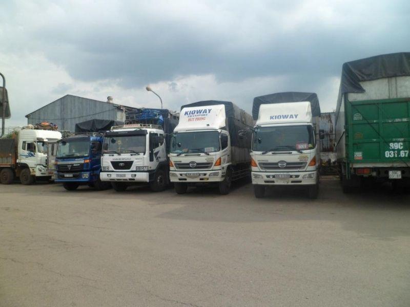 Quy trình chành xe gửi đi Ninh Hòa từ HCM, Hà Nội