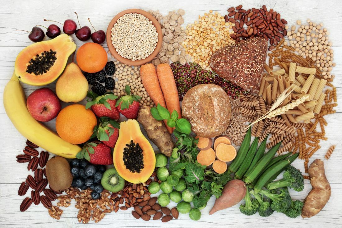 Eating fiber can delay brain aging