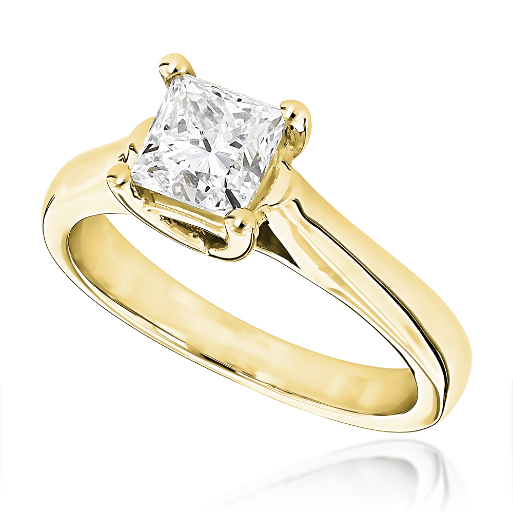 The Advantages From Buying 2 Carat Solitaire Diamond Engagement Rings