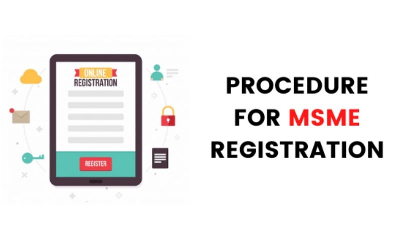 procedure for msme registration process