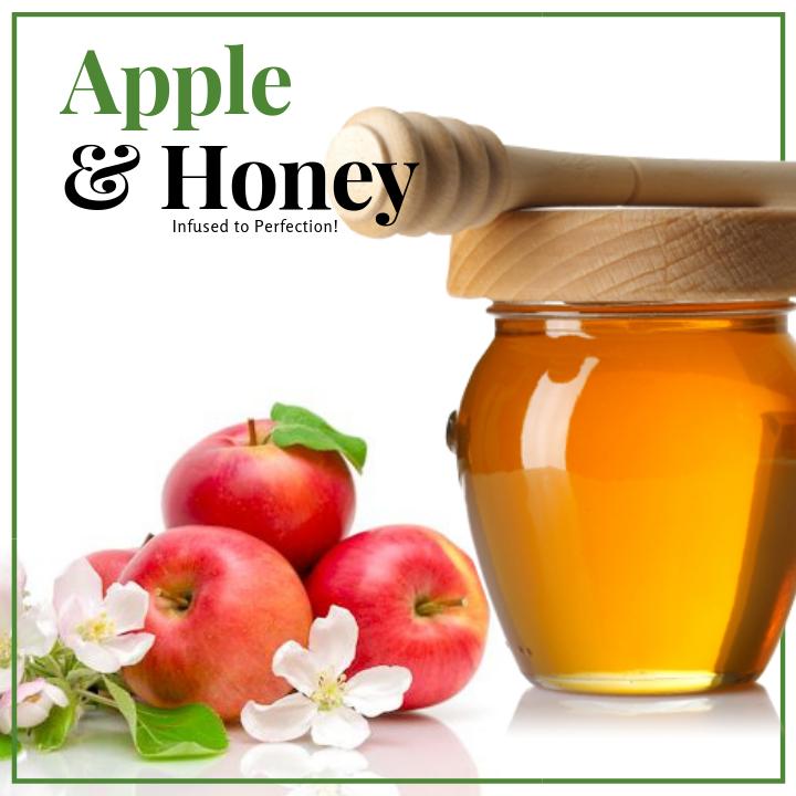 apple and honey Huckle Bee Farms