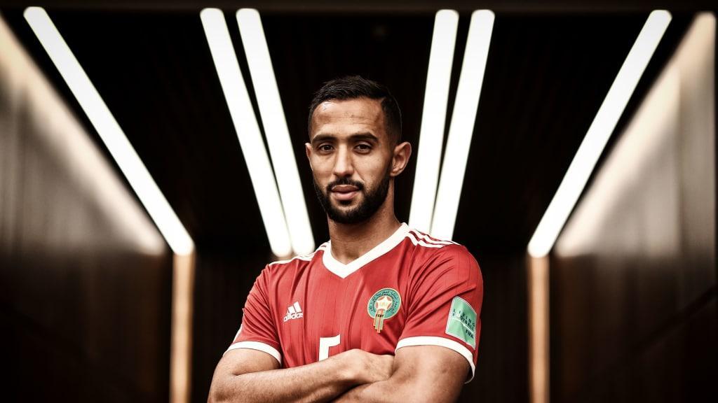 C:\Users\Carla\Desktop\Copa do Mundo 2018 - RUSSIA\Marrocos Fotos\Benatia capitão do Marrocos  Foto FIFA.jpg